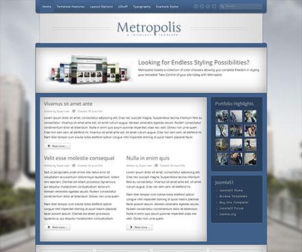 J51 - Metropolis