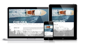 Chelsea - A Bright and Versatile Joomla Template