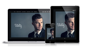 Vitality - An Innovative Joomla Template Design